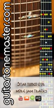 Guitartonemaster jam & backing tracks - banner