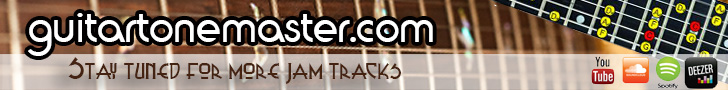 free guitar jam back tracks & backing tracks