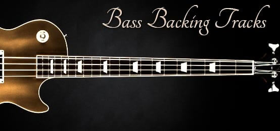 Bass Backing Tracks