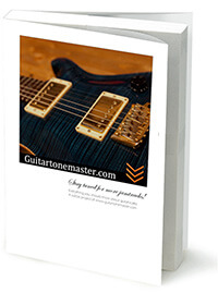 Free Guitar Scales E-book
