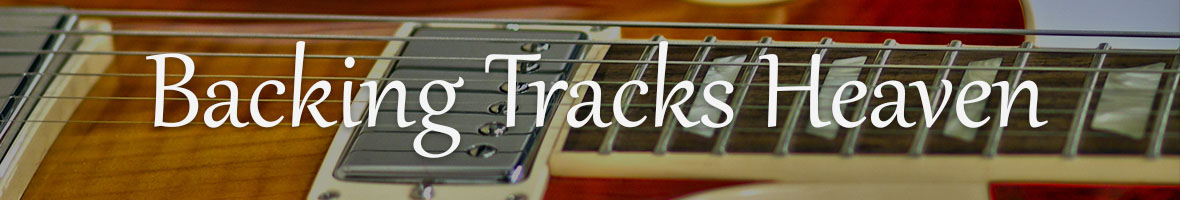 Backing Tracks Heaven