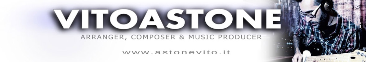 Vito Astone Backing Tracks