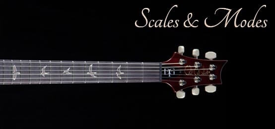 Scales & Modes