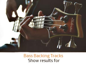 Bass Backing Tracks show results for