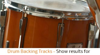 Drum Backing Tracks show results for