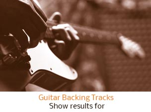 Guitar Backing Tracks show results for