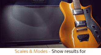 Scales & Modes show results for