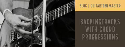 Backingtracks with chord progressions