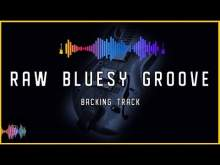 Embedded thumbnail for Raw Bluesy Groove Backing Track in B Minor
