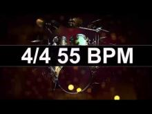Embedded thumbnail for Drums Metronome 55 BPM