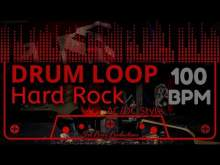 Embedded thumbnail for Hard Rock (AC DC Style) - Free Drum Track 100 BPM