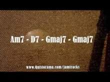 Embedded thumbnail for 2-5-1 Jazz Backing Track - Medium Up Swing (G)