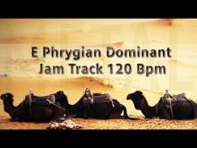 Embedded thumbnail for E Phrygian Dominant Shred Metal Style Backing Track