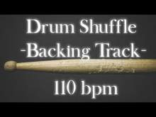 Embedded thumbnail for Drum Shuffle Backing Track