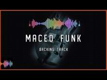 Embedded thumbnail for Maceo Funk Backing Track in D Mixolydian Blues