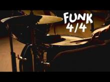 Embedded thumbnail for Funk Drum Groove (105 BPM)