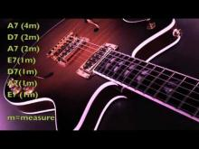 Embedded thumbnail for Blues Backing Track in A - 12 Bar Blues