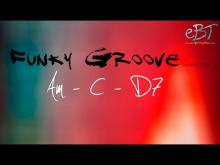 Embedded thumbnail for Funky Groove Backing Track in Am | 100 bpm