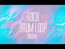 Embedded thumbnail for ROCK/POP Drum Loop (130 BPM)