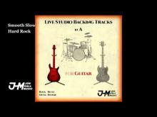 Embedded thumbnail for Smooth Hard Rock in 'A' - Guitar Backing Track