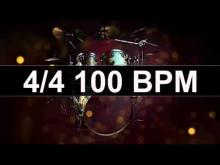 Embedded thumbnail for Drums Metronome 100 BPM