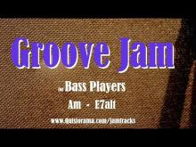 Embedded thumbnail for Groove Bass Backing Track (Am)