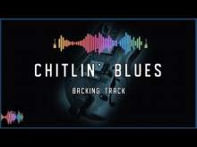 Embedded thumbnail for Chitlin Blues Guitar Jam Track in G Minor Blues