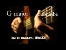 Embedded thumbnail for Country Pop Backing track G major 130bpm