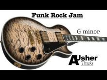 Embedded thumbnail for Funk Rock in G minor | Guitar Backing Track