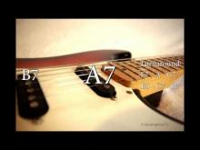Embedded thumbnail for Blues Shuffle Guitar Backing Track in E