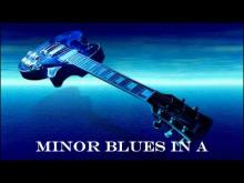 Embedded thumbnail for Blues in A minor Backing Track