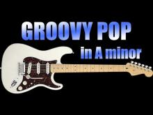 Embedded thumbnail for Groovy Pop Backing Track in A minor