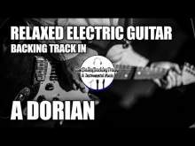 Embedded thumbnail for Relaxed Electric Guitar Backing Track In A Dorian