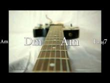 Embedded thumbnail for Sad Blues Guitar Backing Track in Am