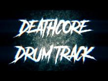 Embedded thumbnail for FREE DEATHCORE DRUM TRACK 240 BPM