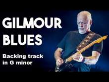 Embedded thumbnail for Gilmour Blues Backing Track in Gm #SZBT 13
