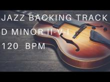 Embedded thumbnail for Jazz Guitar Backing Track 2 - 5 - 1 | D Minor (Medium Swing)