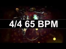 Embedded thumbnail for Drums Metronome 65 BPM