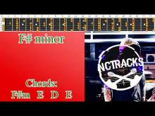 Embedded thumbnail for Emotional Sweet Inspiring Pop Rock Guitar Backing Track - F# minor   100 bpm