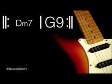 Embedded thumbnail for Funky Guitar Backing Track in Dm / D Dorian