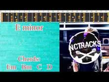 Embedded thumbnail for Epic Motivation 80's Rock Guitar Backing Track - E minor | 155 bpm