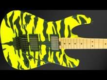 Embedded thumbnail for Winter Rock Guitar Backing Track Jam - C# minor   130bpm
