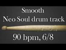 Embedded thumbnail for Neo soul drum beat 90 bpm