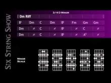 Embedded thumbnail for D Minor 3/4 Guitar Backing Track
