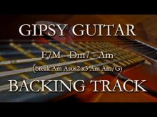 Embedded thumbnail for Gipsy Classical Guitar Backing Track