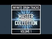 Embedded thumbnail for Simple Metal Drum Beat 200 BPM Drum Track (Track ID-25)