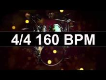 Embedded thumbnail for Drums Metronome 160 BPM