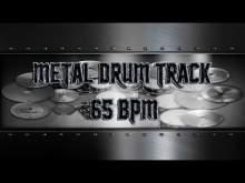 Embedded thumbnail for Doom/Stoner Metal Drum Track 65 BPM   Preset 3.0 (HQ,HD)