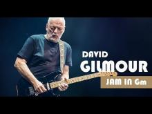 Embedded thumbnail for David Gilmour Style Slow Minor Blues Ballad Backing Track Jam in Gm