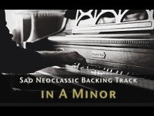Embedded thumbnail for Sad Neoclassical Ballad in A minor for improvisation 85 Bpm